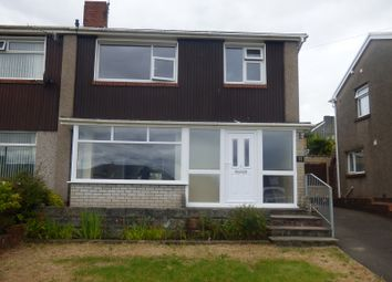 Thumbnail 3 bed property to rent in 11 Compton Avenue, Skewen, Neath .