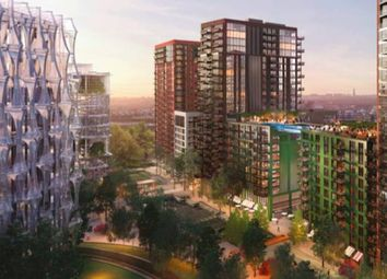 Thumbnail 2 bed flat for sale in Capital Building, Embassy Gardens, Nine Elms Lane