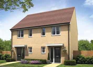 Thumbnail 2 bed semi-detached house for sale in Milton Keynes, Buckinghamshire