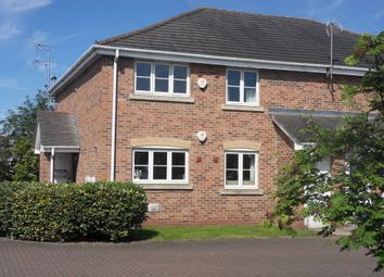 Thumbnail 2 bed flat to rent in Angelina Close, Elworth, Sandbach, Cheshire