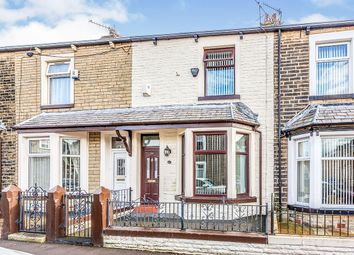 Thumbnail 3 bed terraced house for sale in Raglan Road, Burnley, Lancashire