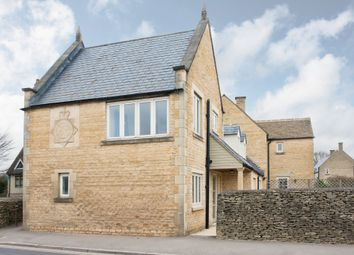 Thumbnail 3 bed semi-detached house for sale in London Street, Fairford