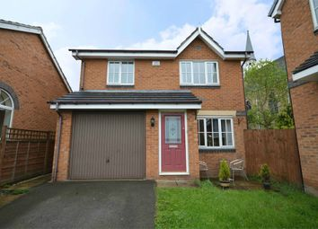 Thumbnail 4 bed detached house for sale in All Saints Close, Clayton West, Huddersfield, West Yorkshire