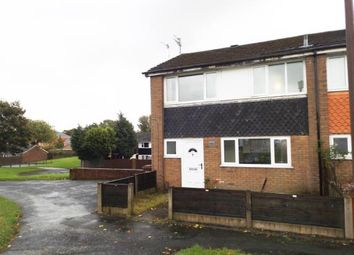 Thumbnail 3 bedroom terraced house for sale in Lunedale Green, Offerton, Stockport, Cheshire