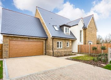 Thumbnail 5 bed detached house to rent in High Road, Chigwell