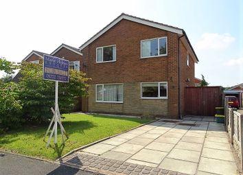 Thumbnail 4 bed detached house for sale in Grange Park Close, Penwortham, Preston