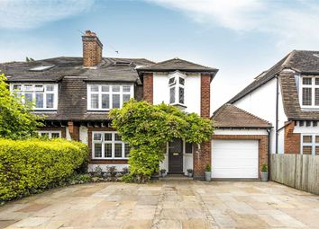 Thumbnail 5 bed semi-detached house for sale in Radnor Road, Twickenham
