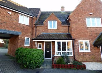 Thumbnail 2 bed terraced house for sale in School Close, Westbury, Northants