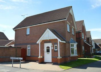 Thumbnail 3 bed detached house for sale in Hanson Way, Longford, Coventry