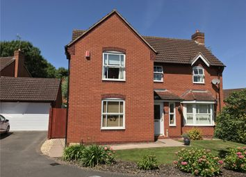 Thumbnail 4 bed detached house for sale in Kaskelot Way, Hempstead, Gloucester