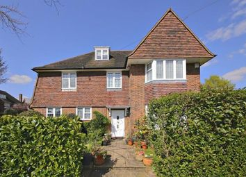 3 bed detached house for sale in Gurney Drive, Hampstead Garden Suburb, London N2