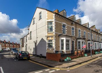 2 bed flat to rent in Coldstream Terrace, Cardiff CF11