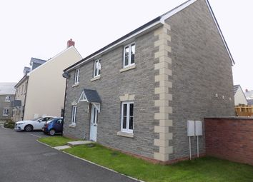 Thumbnail 4 bed detached house for sale in Rhodfar Celyn, Coity, Bridgend.