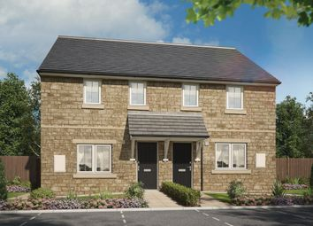 "Thumbnail 3 bed terraced house for sale in ""Ivy"" at Manywells Crescent, Cullingworth, Bradford"