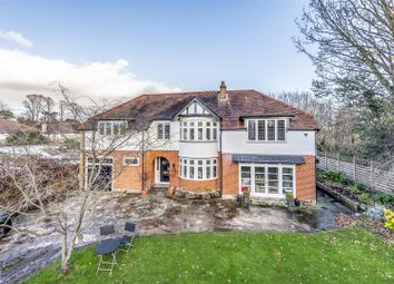 Thumbnail 5 bed detached house for sale in Osterley Road, Osterley, Isleworth