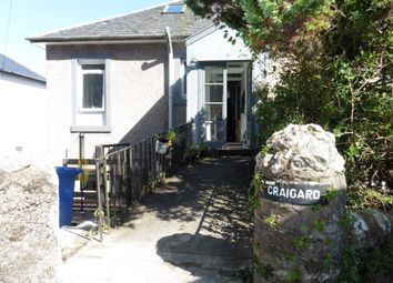 Thumbnail 3 bed flat for sale in Craigard North Campbell Road, Innellan