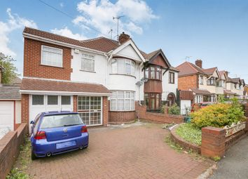 Thumbnail 4 bedroom semi-detached house for sale in Cannock Road, Fallings Park, Wolverhampton