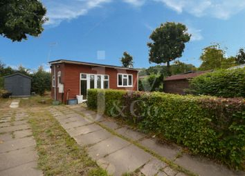 Thumbnail 1 bed mobile/park home for sale in Lye Lane, Bricket Wood, St. Albans