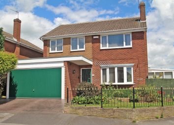 Thumbnail 4 bedroom detached house for sale in Greendale Road, Arnold, Nottingham