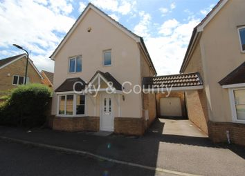 Thumbnail Detached house for sale in Clement Drive, Sugar Way, Peterborough