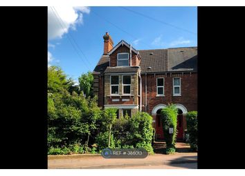 Thumbnail 1 bed terraced house to rent in Bedford Road, Kempston, Bedford