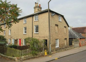 Thumbnail 2 bed town house for sale in Alpha Place, Saffron Walden