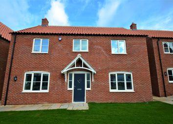 Thumbnail 3 bed detached house for sale in Plot 2 Wesleyan Court, Chapel Lane, Everton