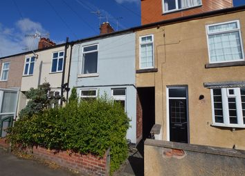 Thumbnail 2 bed terraced house to rent in Manor Road, Brimington, Chesterfield