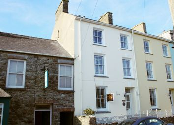 Thumbnail 5 bed end terrace house for sale in Nun Street, St. Davids, Haverfordwest