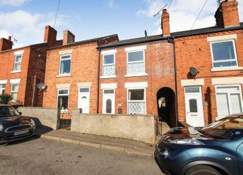 Thumbnail 3 bedroom terraced house to rent in Mill Lane, Codnor, Ripley