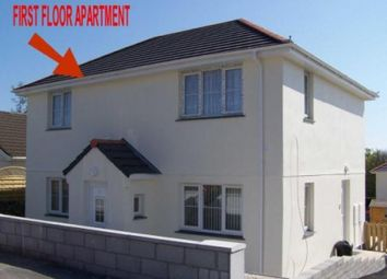 Thumbnail 2 bed flat for sale in Bownder Vean, St. Austell