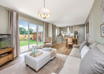 Thumbnail 4 bedroom detached house for sale in Evesham Road, Bishops Cleeve, Cheltenham