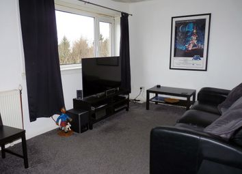 Thumbnail 1 bedroom flat for sale in Carnoustie Crescent, Greenhills, East Kilbride