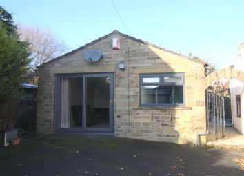 Thumbnail 1 bed bungalow to rent in Carr House Lane, Shelf, Halifax