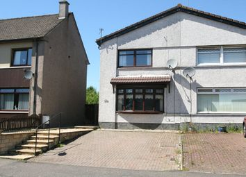 Thumbnail 2 bed semi-detached house for sale in Park View, Fauldhouse, Bathgate