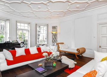 Thumbnail 4 bed flat for sale in Sloane Court West, London