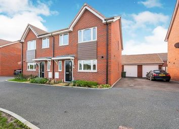 Thumbnail 4 bed semi-detached house for sale in Torridon Drive, Hampton Centre, Peterborough, Cambridgeshire