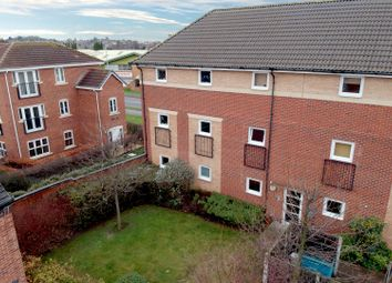 Thumbnail 2 bed flat for sale in 3 Torrent Close, Tamworth
