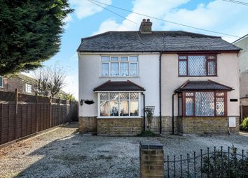 Thumbnail 3 bed semi-detached house for sale in Burgoyne Road, Sunbury-On-Thames