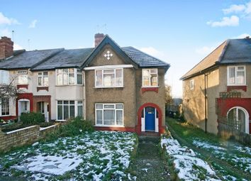 Thumbnail End terrace house for sale in Northwood Gardens, Sudbury Hill, Harrow