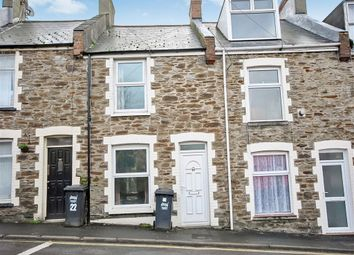 Thumbnail 2 bedroom terraced house for sale in Marlborough Road, Ilfracombe