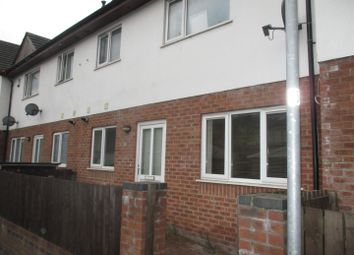 Thumbnail 1 bedroom flat to rent in Off Redcliffe Avenue, Canton, Cardiff