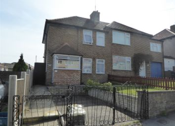 Thumbnail 2 bedroom semi-detached house for sale in Wolsey Crescent, New Addington, Croydon