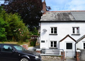 Thumbnail 2 bed semi-detached house for sale in Station Road, Lifton
