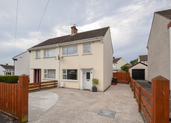 Thumbnail 2 bed semi-detached house for sale in 48 Cherryhill Road, Dundonald, Belfast