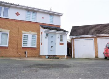 Thumbnail 3 bedroom semi-detached house for sale in Challinor, Church Langley, Harlow