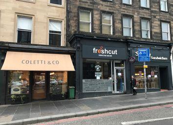 Thumbnail Retail premises to let in Lothian Road, Edinburgh