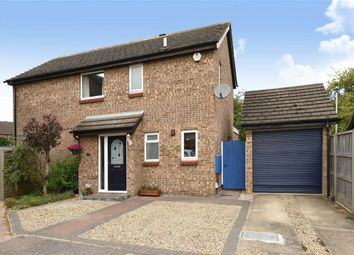Thumbnail 4 bed detached house for sale in Churnet Close, Bedford