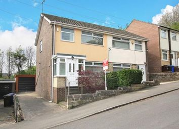 Thumbnail 3 bed semi-detached house for sale in Limpsfield Road, Sheffield, South Yorkshire