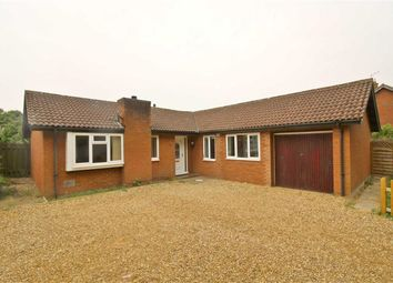 Thumbnail 4 bedroom detached bungalow to rent in Thorncliffe, Two Mile Ash, Milton Keynes